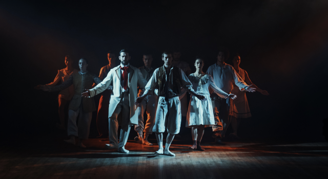 Clowsn by Hofesh Shechter
