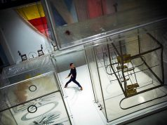 The Bride and the Bachelors Duchamp with Cage, Cunningham, Rauschenberg and Johns installation shot Photo Felix Clay 2013